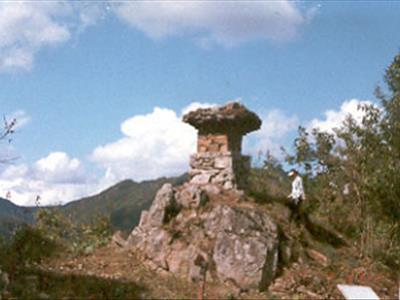 안동 대사동 모전석탑