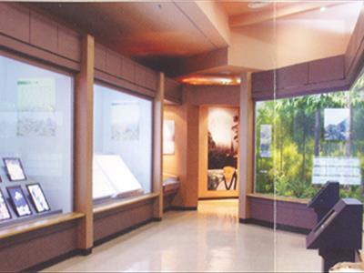 청량산 박물관