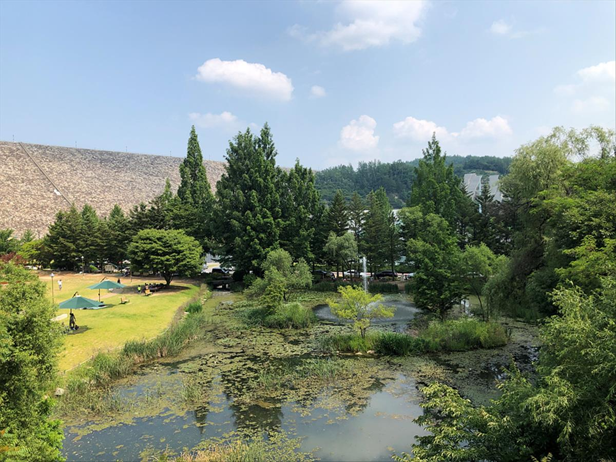 낙강물길공원